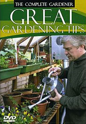 Great Gardening Tips DVD