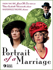 Portrait Of A Marriage DVD