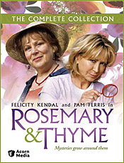 Rosemary And Thyme DVD
