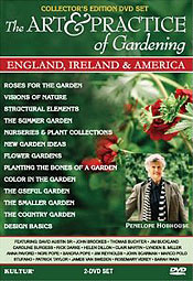 Penelope Hobhouse: The Art and Practice of Gardening DVD
